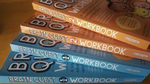 Brain Quest - Workbooks 1 & 2 sets